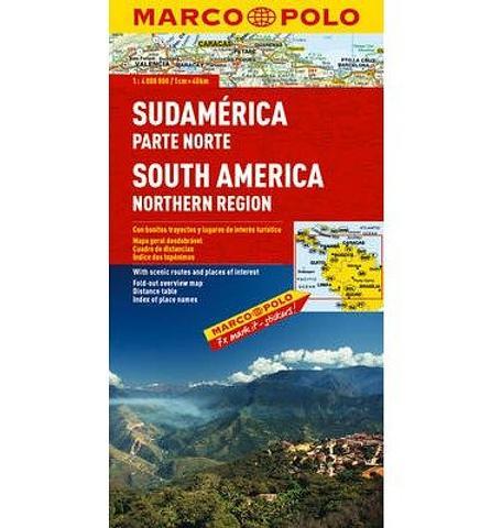 South America - North - Marco Polo