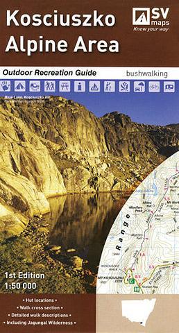 Kosciuszko Alpine Area - Outdoor Recreation Guide Bushwalking