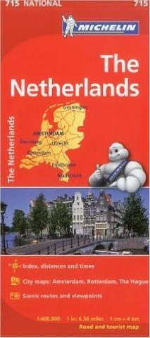 The Netherlands - by Michelin