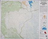 Cooloola Wilderness Trail - 2 sheet map pack