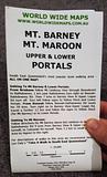 Mount Barney Mount Maroon Lower Portals Upper Portals